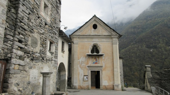 The Catholic Church Santa Maria del Carmine