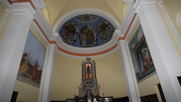 Altar of St. Maria Loreto Sonogno