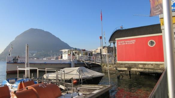 Society Navigation of the Lake Lugano