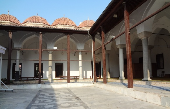 Courtyard of the Great Mosque (Ulu Cami)