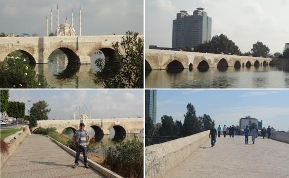 Roman Bridge Adana