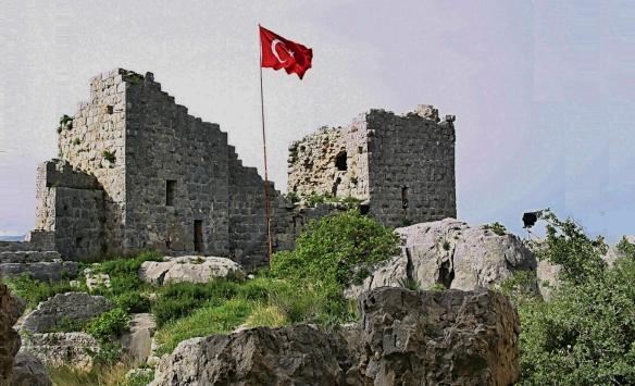 Yılankale (Snake Castle)