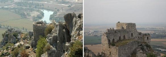 Snake Castle and Yılankale Village