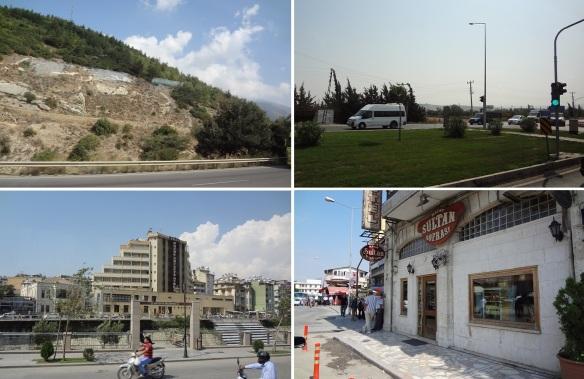 From Yilan Castle (Yılankale) to Antalya