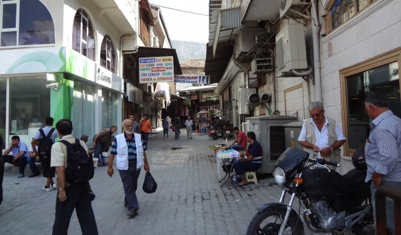 Street of Antakya