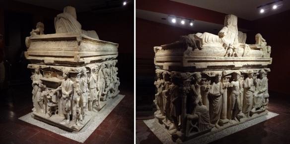 """Roman Tomb """"Sidomaran Type"""""""
