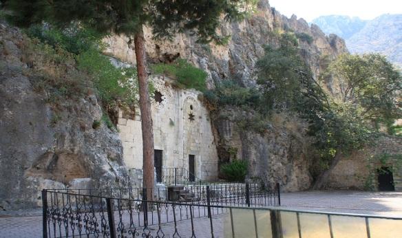 St. Peter's Cave Church Antakya