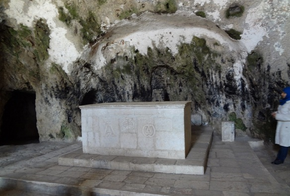 Altar of St. Peter's Cave Church