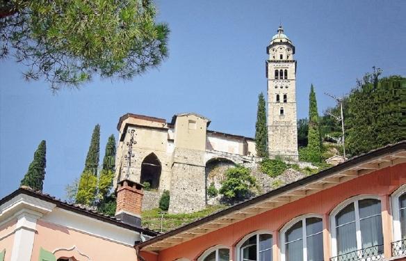 Chiesa Santa Maria del Sasso (Church of Santa Maria del Sasso)