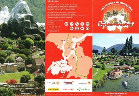 The brochure of Swissminiatur