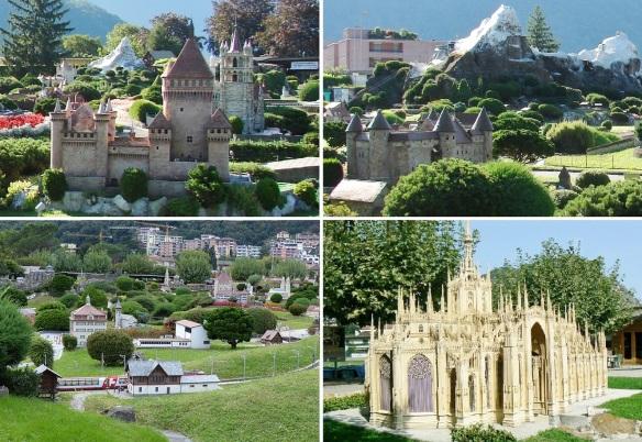 Melide Switzerland