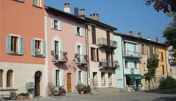Melide Village