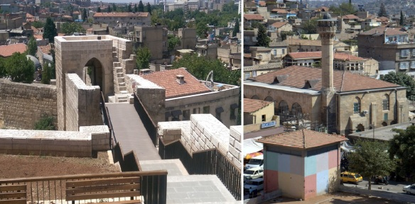 Views from Gaziantep Castle