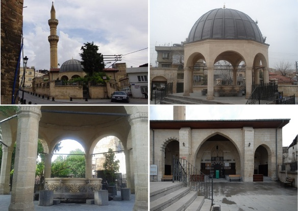 Şirvani Mosque Gaziantep