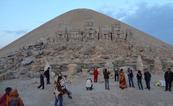 The Ruins of Mount Nemrut