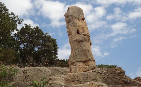 God of Mithras (Probably Zoroastrianism God)