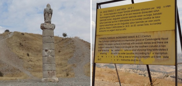Karakus column and explanation board. You should read this board than my explanation.