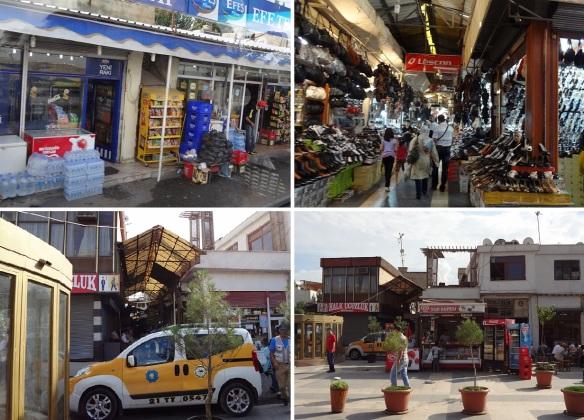 Walking to Ulu Cami Diyarbakır