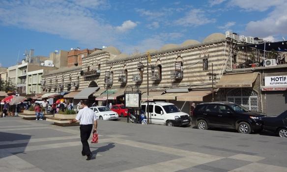 Old Caravanserai Diyarbakır