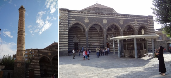 Arrived at the Parlı Safa Camii.