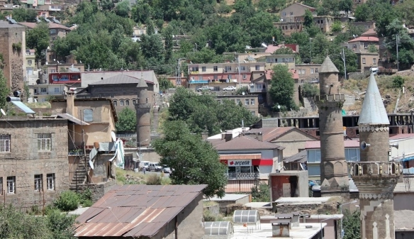 The town of Bitlis