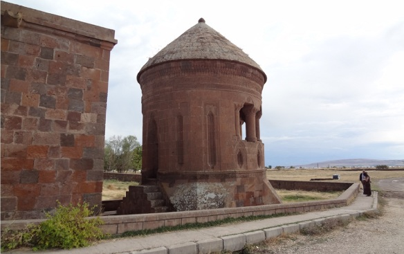 Tombs of Emir Bayindir Ahlat