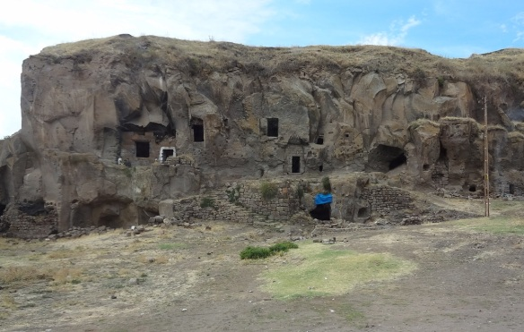 Harabe Şehir (Ruined City) Ahlat