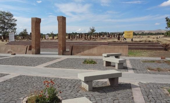 Seljuk Cemetery Ahlat