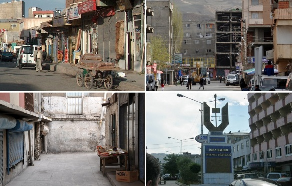 We walked around the town of Doğubayazıt aimlessly.