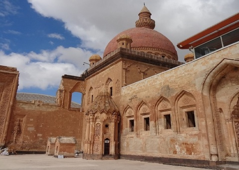 Really magnificent Ishak Pasha Palace