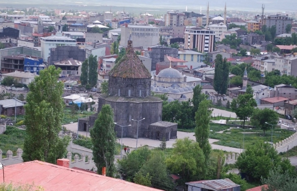 View from the Castle of Kars
