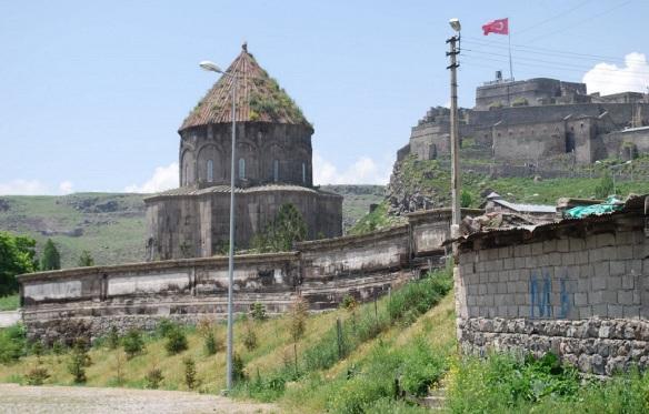 Going to the Armenian Church