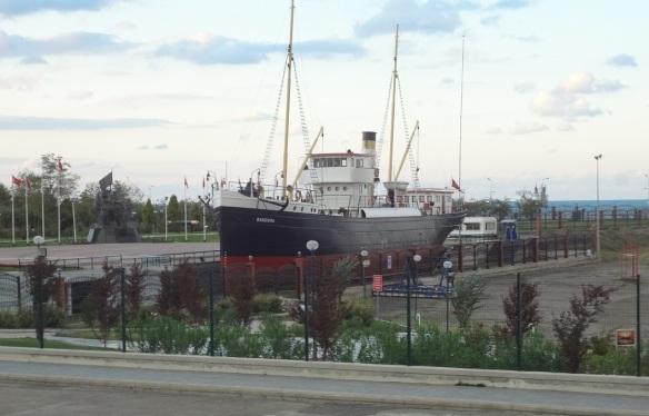 Bandirma Ferry Park Open Air Museum