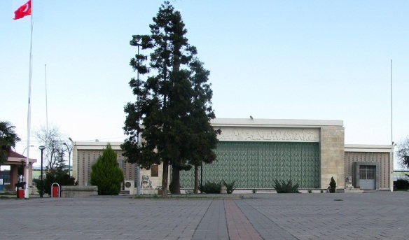 Samsun Ethnography Museum was opened on May 19, 1981.