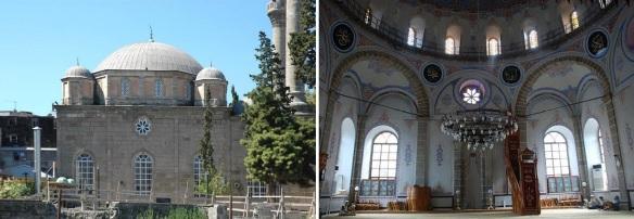 Great Mosque (Ulu Camii) was built by Haji Ali September 9, 1884.