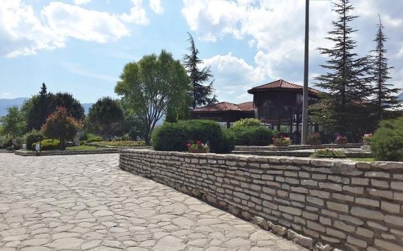 The hill top, Hidirlik Park