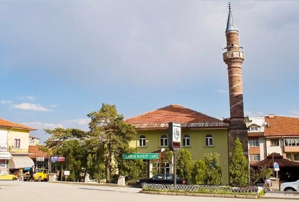 Yildirin Bayezit Camii Gerede