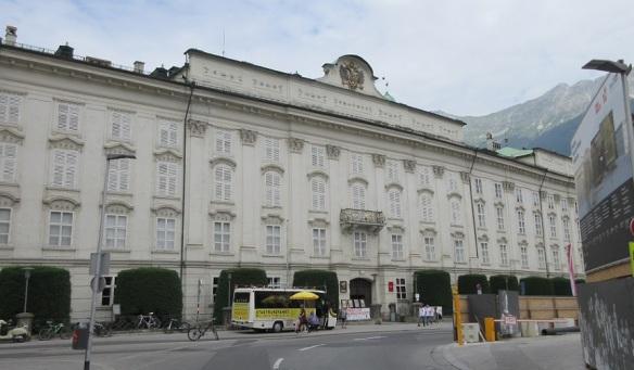 Hofburg (Imperial Palace) Innsbruck