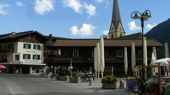 Main Square of Heiligenblut