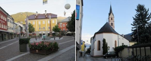Johannes Platz and Franciscan Virgin Mary Church