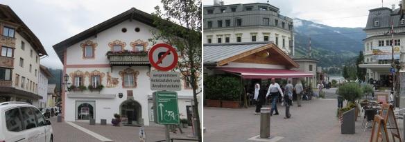Zell am See Town Center