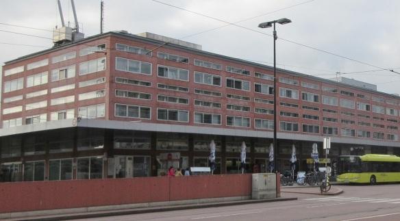 Innsbruck Central Railway Station