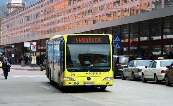 Post Auto Innsbruck