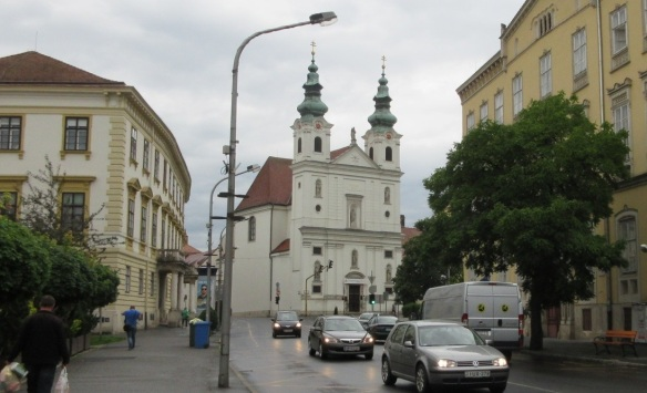 St. Jude Thaddeus Sopron