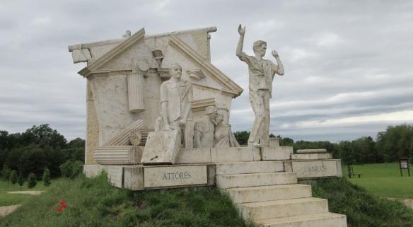 The Monument to European Freedom