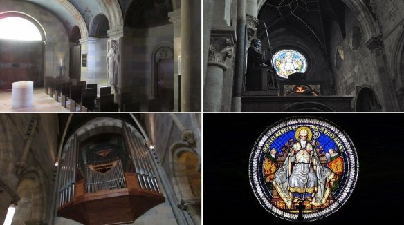 Interior of St. Martin Basilica