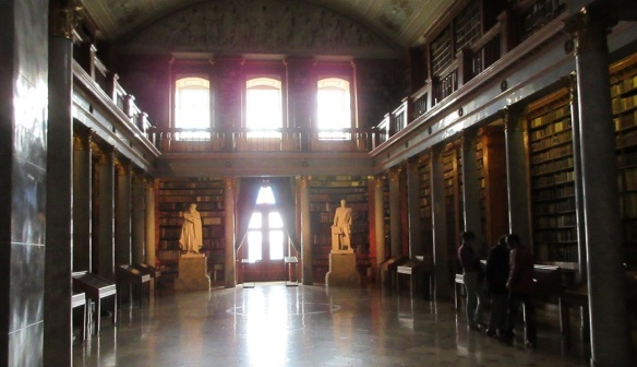Library of Pannonhalma Archabbey
