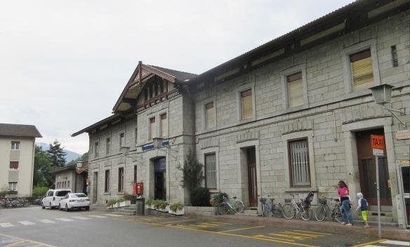 Bressanone Railway Station