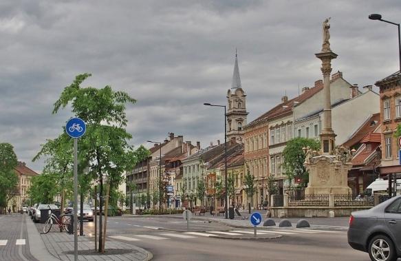 Várkerület Sopron Hungary
