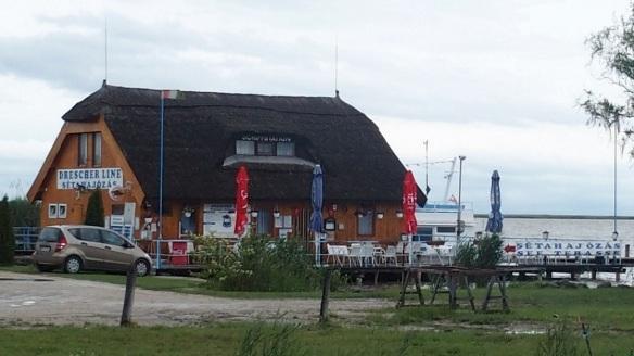 Drescher Line Sétahajózás (Drescher Line Coastal Cruise)